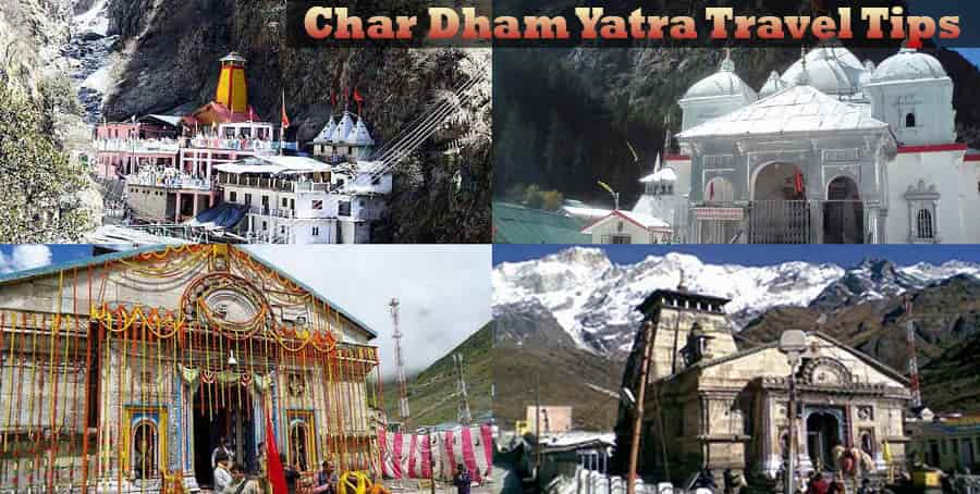 Travel Tips for Char Dham Yatra