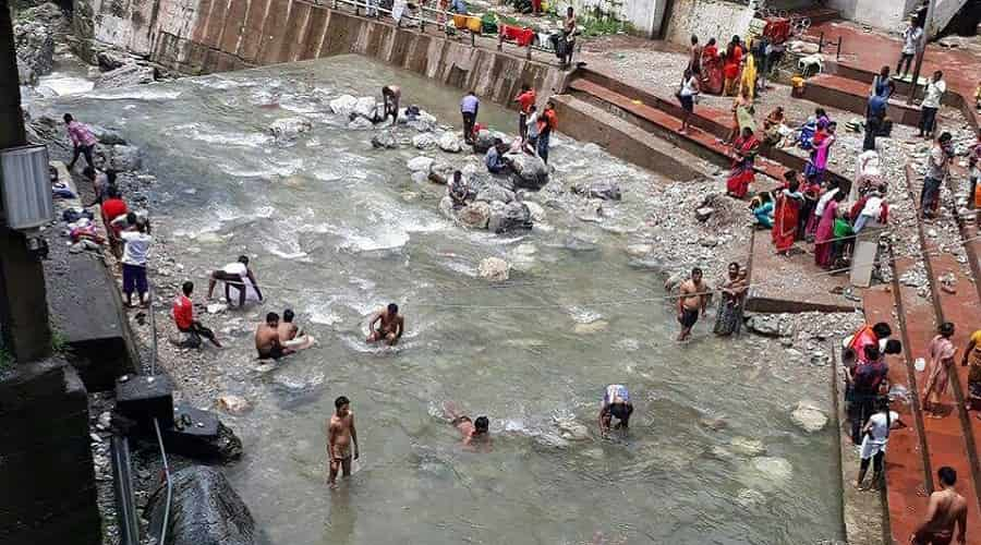 Banganga River, Vaishno Devi
